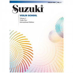 Suzuki Violin, Nivel 1, Libro + CD (ALF 00-46910 ) ( Copy ) ( Copy )